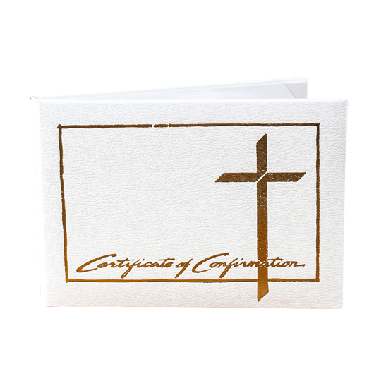 Confirmation Certificate Covers