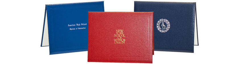 Custom Diploma Covers