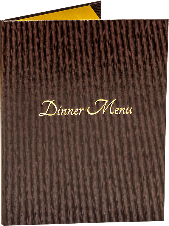 Restaurant Menu Cover