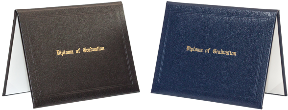 Stock Diploma Covers