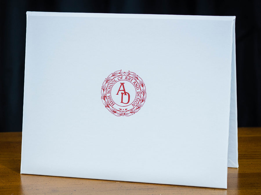 College Diploma Cover